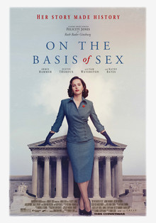 Ruth Bader-Ginsberg Biopic 'On The Basis of Sex' is a Love Story for Our Times