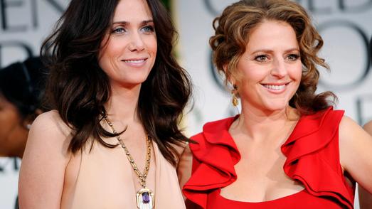 Kristen Wiig and Annie Mumolo Writing Cinderella Stepsisters Film