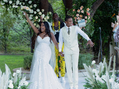 Niecy Nash Comes Out With a Whole Wedding