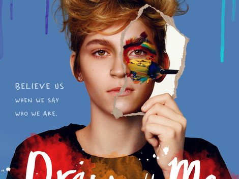 Review: Draw With Me – An Introductory Tale into the Life of Trans Youth