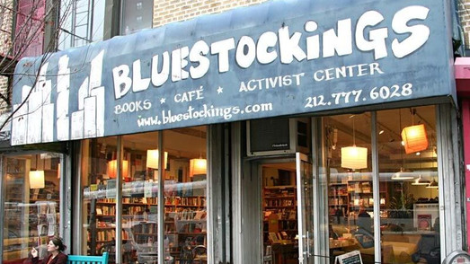 NYC's Blue Stockings Bookstore Raises Over $100,000 to Finance Move