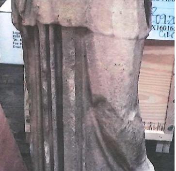 Kim Kardashian Must Return Looted Roman Statue