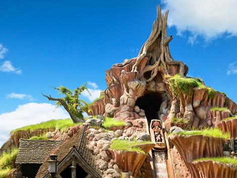 Disney to Change Splash Mountain in light of Anti-Racism Movements