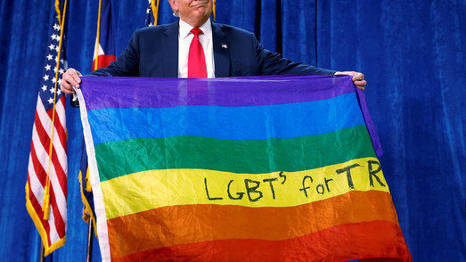 Trump Rolls Back LGBTQ+ Protection in Healthcare Services During Pandemic