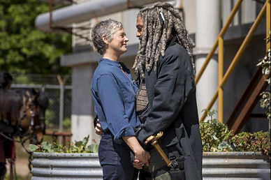 Ezekiel-embraces-Carol-in-Walking-Dead-S