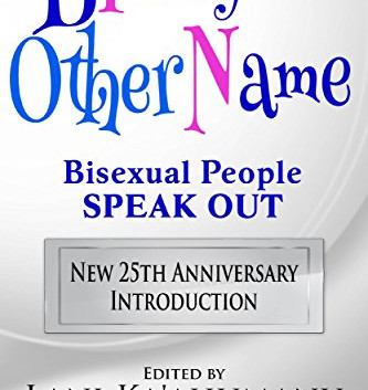 Editors of Bi Any Other Name Anthology Honored at this Years' PFLAG Queens NY Luncheon on Feb. 28th