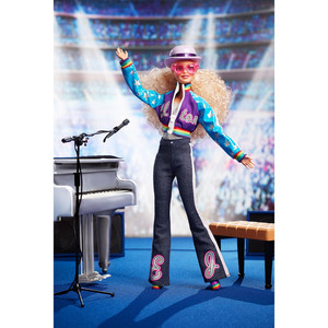 Elton John Barbie Doll Sells Out