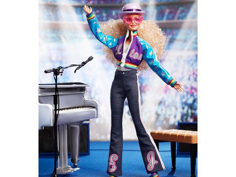 Elton John Barbie Doll Sells Out