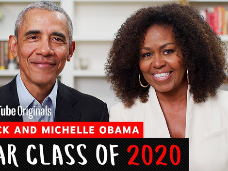 YouTube's 'Dear Class of 2020' Graduation Ceremony with the Obamas, Beyonce, Alicia Keys and More