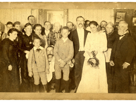 The Lincoln Wedding
