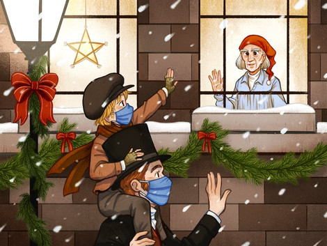 A Christmas Carol Lives on in All Forms Despite the Pandemic