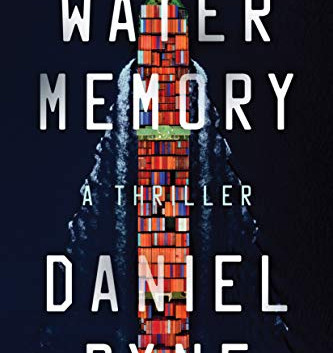 Book Review: Water Memory (Sentro #1) by Daniel Pyne