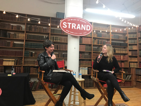 """""""Cat Person"""" Author Kristen Roupenian Holds Book Launch for New Short Story Collection at NY's Stran"""
