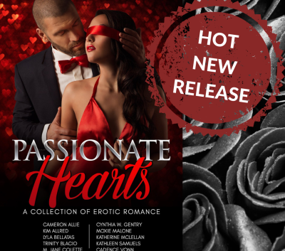 Romance Writer's of America's Passionate Ink Chapter Launches Valentine's Day Erotic Romance Ebook