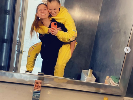JoJo Siwa Shares Her Valentine's Day Date With the Internet