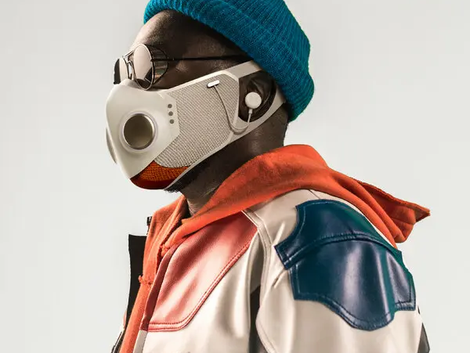 Will.i.am Jumps into the Smart Face Mask Market