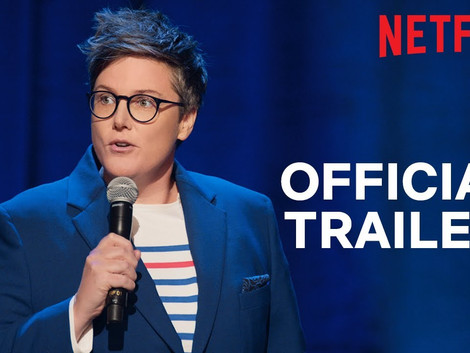 """Douglas,"" Hannah Gadsby's 2nd Netflix  Comedy Performance Soars"