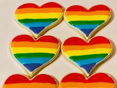 Rainbow Love (and Hate) and More Love for a Texas Bakery