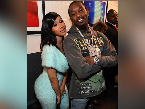 Cardi B Files for Divorce from Offset as Her Single Hits the Top of the Charts