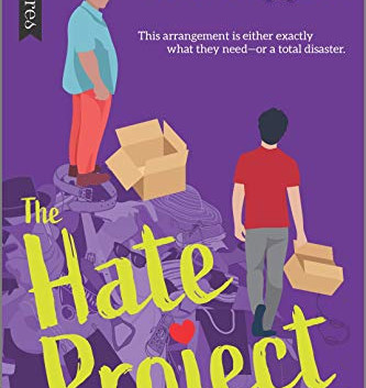 Book Review: The Hate Project by Kris Ripper