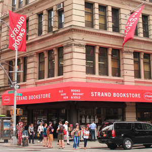 The Strand Book Store is Saved