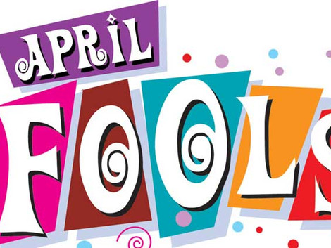 A Look at April Fool's Day Through The Ages?