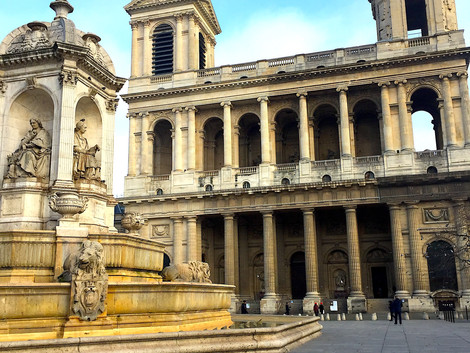 Paris is for Romance…and Rippers