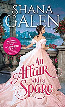 Affair with a Spare by Shana Galen