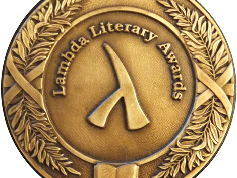 Lambda Finalists Announced for June 2021 Awards Ceremony Which Will be Virtual and FREE
