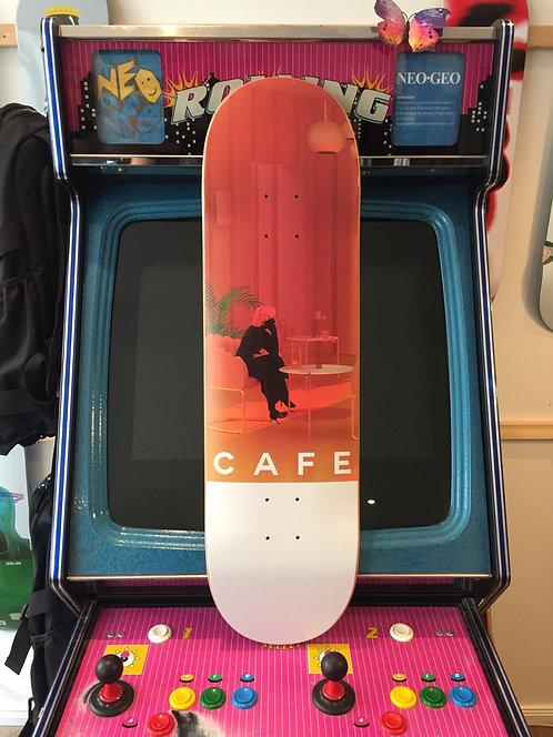 "Café Skateboards ""Unexpected Beauty"" div. Größen"
