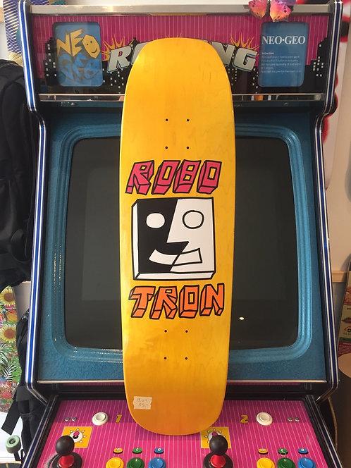 """Robotron """"Split Face"""" Shaped 9,0"""""""