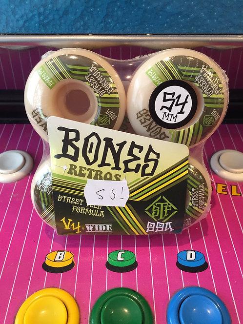 """Bones """"Retros"""" V4 54mm 99A"""