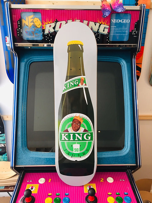 "Jägers Skateboards ""King"" 8,0"""