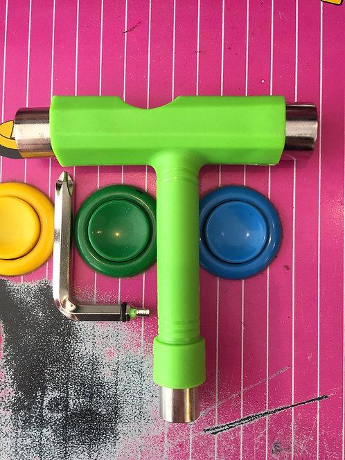 Stoner Hardware, T-Tool, blattgrün
