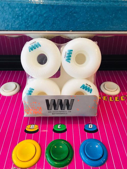 """Wayward Wheels """"Waypoint"""" 53mm 83B"""
