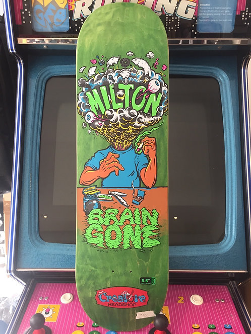 "Creature Skateboards ""Milton Brain Gone"", 8,6"" / 32,11"""