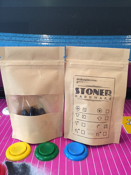 "Stoner Hardware Kreuz, 1 Set, 1"""