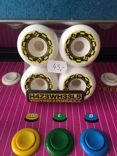 "Haze Wheels ""Testing"" 53mm 101A"