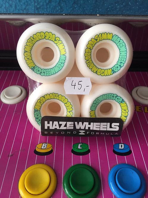 "Haze Wheels ""Hugo Maillard"" 99A 54mm"