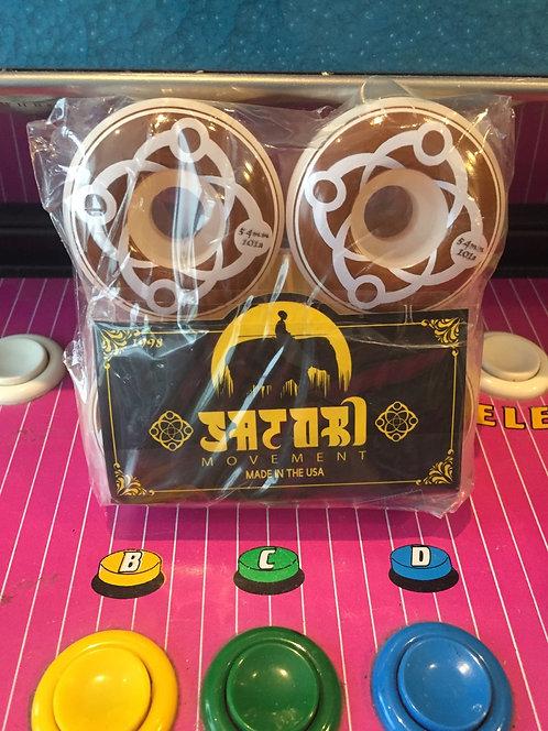 """Satori Wheels """"Big Link"""" 54mm 101A"""
