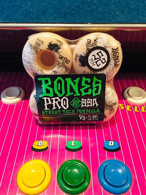 Bones STF V3 52mm 99A