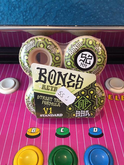 """Bones """"Retros"""" V1 52mm 99A"""