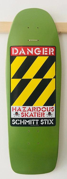 "Schmitt Stix ""Hazardous"" 10.125"" Shaped"