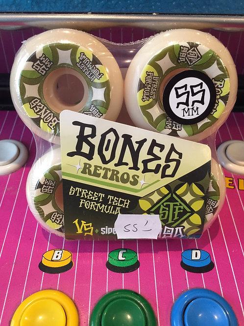 """Bones """"Retros"""" V5 55mm 99A"""