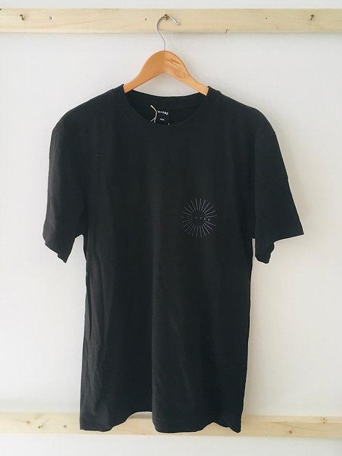 """Beyond """"Sun"""" T-Shirt schwarz - L"""