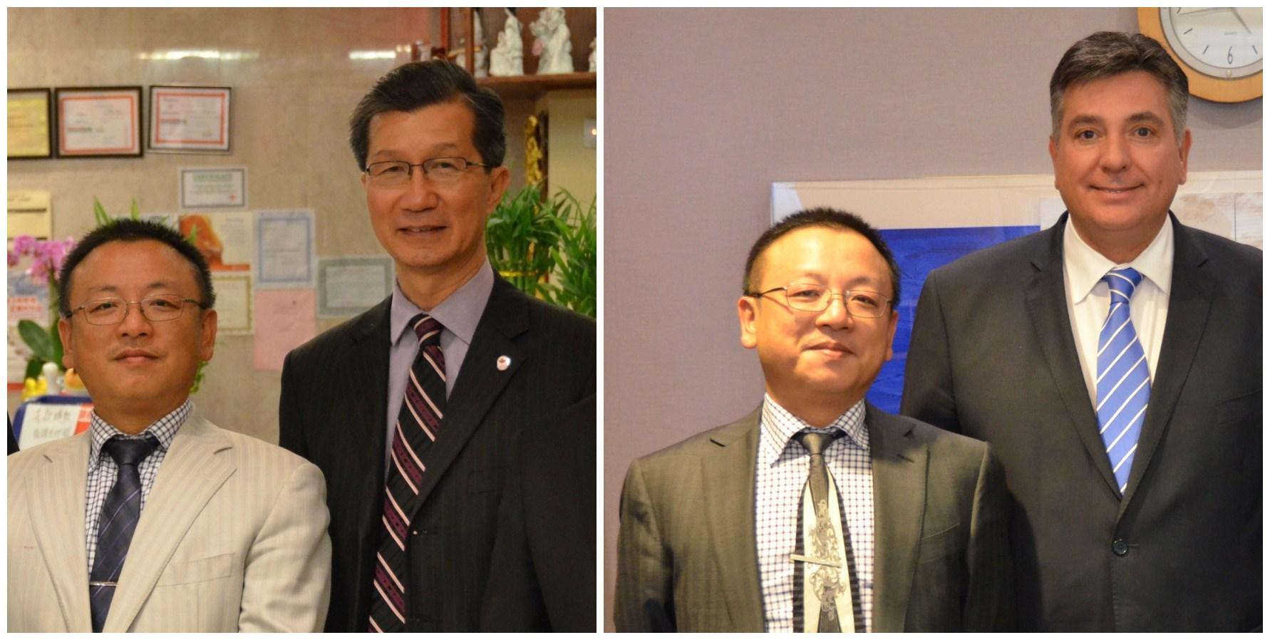 羅賓先生與安省執政黨議員