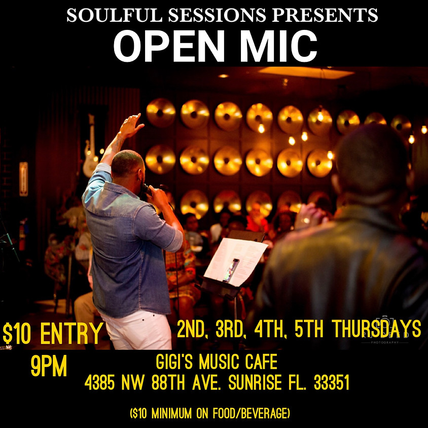 Soulful Session - Open Mic (1)