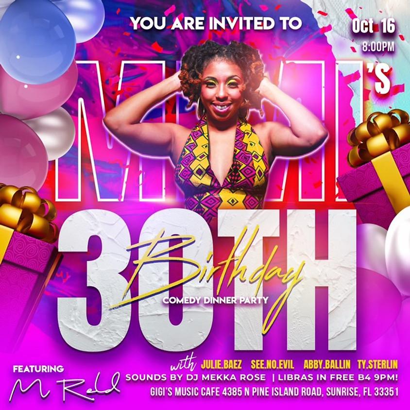 Mimi's 30th Birthday