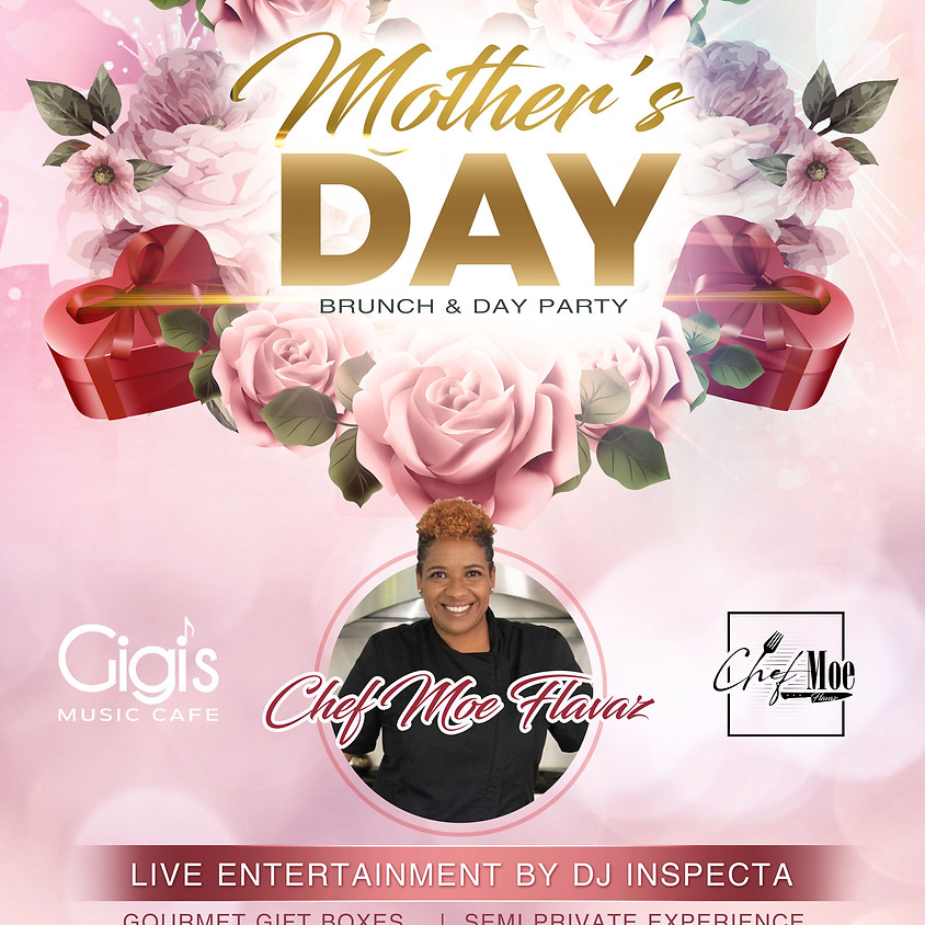 Mother's Day Brunch & Day Party