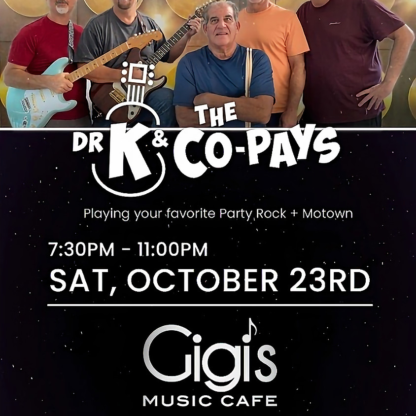 Dr. K & The Co-Pays